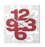 GMMH 3D- Orologio da parte dal design moderno, decorativo,...