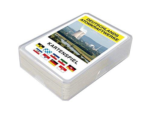 Deutschlands Atomkraftwerke - das Spiel zum Abschalten …