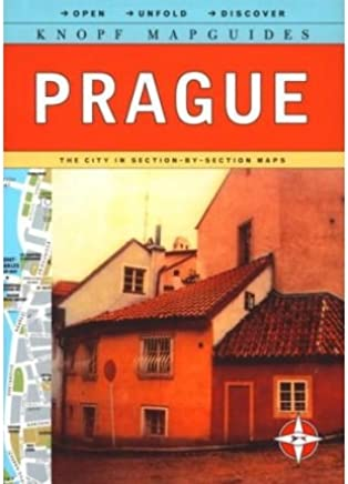 [(Knopf Mapguides Prague)] [Author: Knopf Guides] published on (January, 2013)