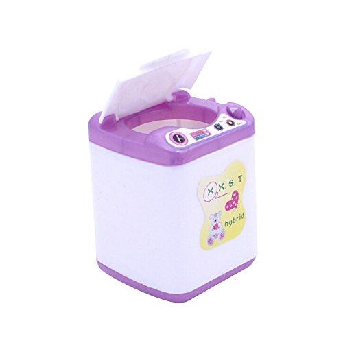Dcolor Puppe Zubehoer Display Moebel Waschmaschine Wasserspender Fuer Puppenhaus Fuer Spielzeug Geschenk