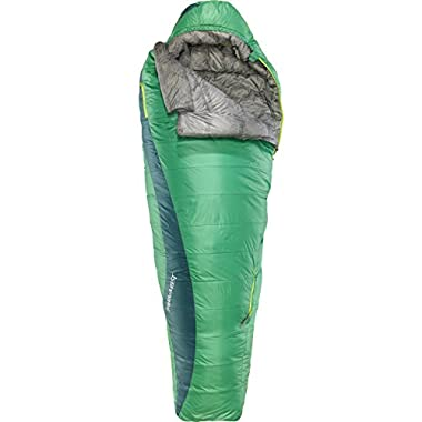 Therm-a-Rest Saros 20-Degree Synthetic Mummy Sleeping Bag, Regular