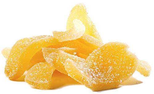 American Best Food Sweet And Spicy Dried Crystalized Ginger Slic