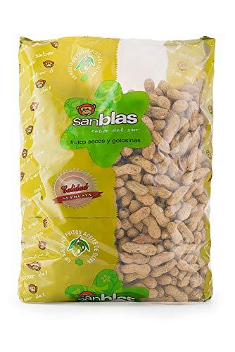 Erdnüsse roh, unbehandelt in der Schale 2 kg