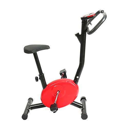 Lhlbgdz Bicicleta estática Inicio Pedal de pérdida de Peso Interior Ultra silencioso Fitness Bicicleta de Ejercicio Bicicleta de Spinning Equipo de Fitness