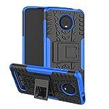 LUSHENG Étui de Protection Motorola Moto Z4 Play, Protection Haute Performance Double Couche en TPU...