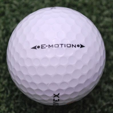 Innovex Golf E-Motion Golf Balls 2 ct Sample Sleeve