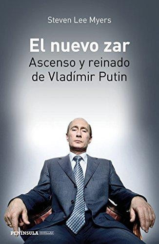 El Nuevo Zar Ascenso Y Reinado De Vladimir Putin Spanish Edition Kindle Edition By Myers Steven Lee Volonte Nadia Cristina Politics Social Sciences Kindle Ebooks Amazon Com