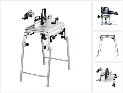Preisvergleich Produktbild Festool TF 1400-set Oberfräser Flat Festool