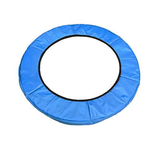 WN-PZF Trampoline side cover, garden trampoline spare parts spring cover edge cover advanced replacement trampoline cushion anti-UV padding sponge,blue