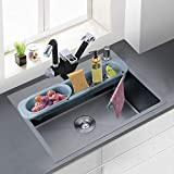 Telescopic Sink Holder, Expandable Kitchen Sink Organizer Rack...