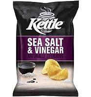 ポットチップの海塩と酢90g×12