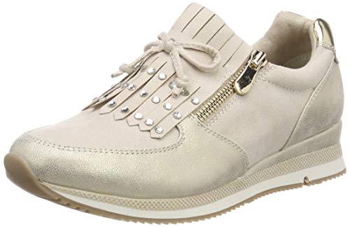 Marco Tozzi 2-2-24702-32, Zapatillas sin Cordones para Mujer, Beige (Dune Comb 435), 40 EU