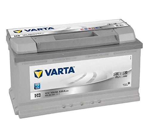 Batterie auto Silver Dynamic - Varta