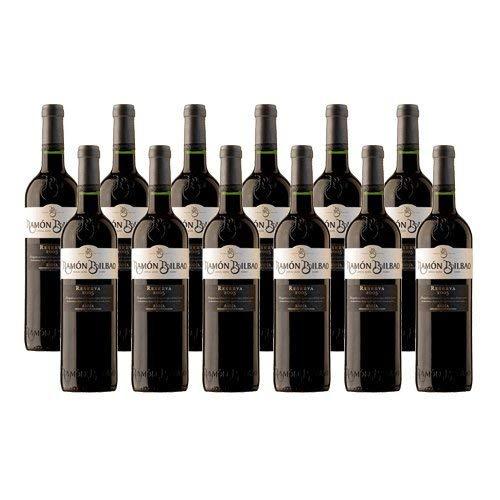 Ramon Bilbao Reserva - Rotwein- 12 Flaschen