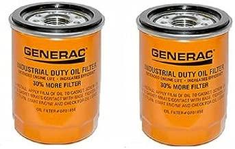Best oil filter for generac 20kw generator Reviews