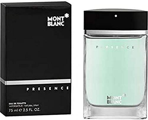 Mont Blanc Presence By Mont Blanc For Men. Spray 2.5 Ounces