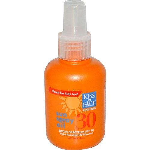 Kiss My Face - Sun Spray SPF 30 118ml