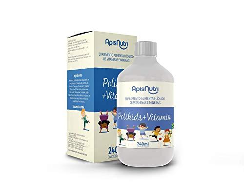 Poli Kids + Vitamin (240ml), Apisnutri