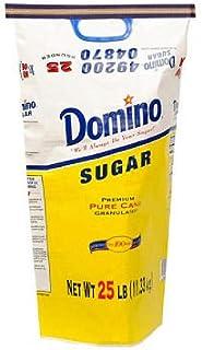 Domino Granulated Sugar (25 lb.)