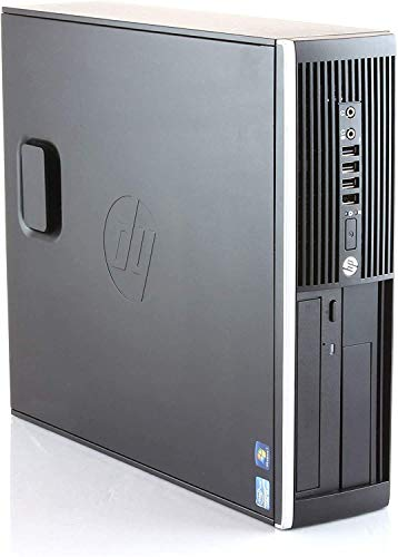 HP Elite 8300 - Ordenador de sobremesa (Intel Core i7-3770, 16GB de RAM, Disco HDD 500GB, Lector DVD, Windows 10 Pro)