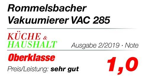 Rommelsbacher Vakuumiergerät VAC 285 - 10