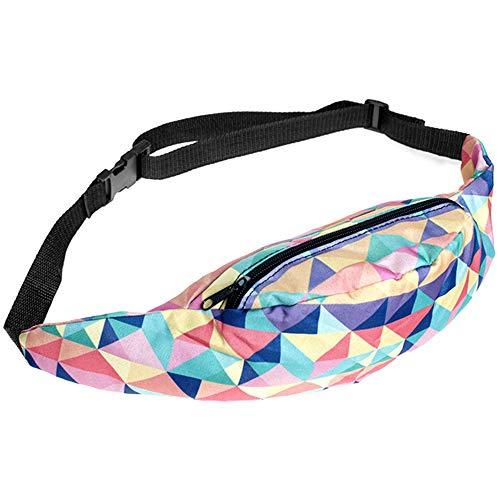Page Adelasd 2020 Nueva Bolsa de cinturón Colorida Bolsa de cinturón para Hombre Bolsa de cinturón de Moda Bolsa de cinturón para Mujer Bolsa de teléfono de Viaje