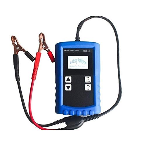 Great Price! Battery Testers 12V Car Battery Tester 12V Motorcycle Battery Tester MXLTIANDAO (Color ...