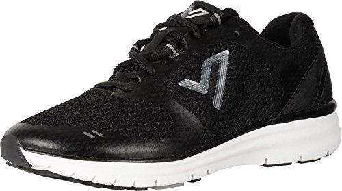 Vionic Ngage 10 - Mens Lace-Up Comfort Sneaker Black - 10