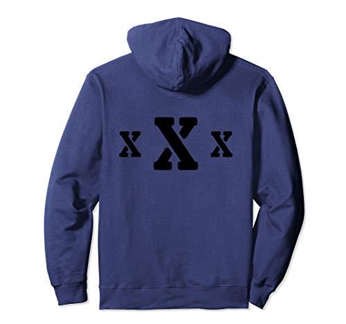 straight edge - xxx Pullover Hoodie
