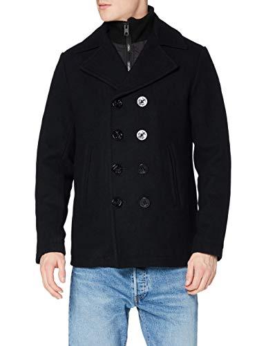 cappotto uomo invernale Schott NYC - Cappotto corto Uomo CYCLONE2