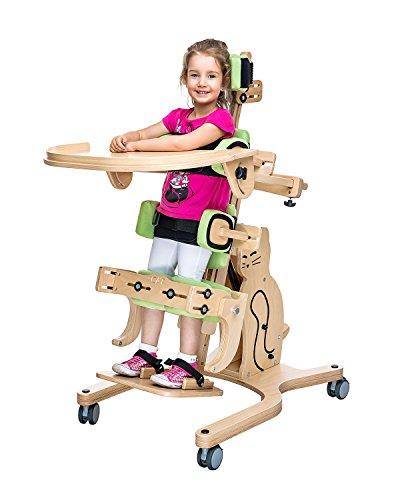 Vertikalisator für Kinder mit besonderen Bedürfnissen KATZE Invento Größe 2
