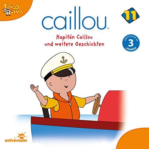 Kapitän Caillou Titelbild