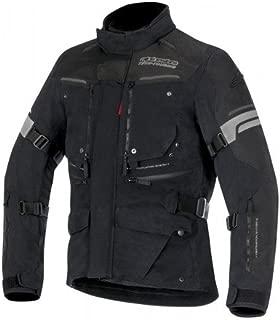 Alpinestars Men's Valparaiso 2 Drystar Jacket (Black/Anthracite, Large)
