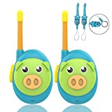 HUNICOM Toy Walkie Talkies for Kids, Children Two Way Radios for Toddlers, Easy...