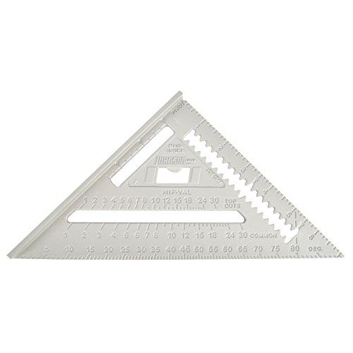 Johnson Level & Tool RAS-1B 7-inch Professional Aluminum Rafter Angle Square
