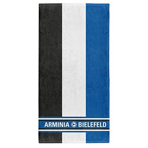 DSC ARMINIA BIELEFELD Handtuch/Duschtuch/Badetuch Balken (Duschtuch (70x140 cm))