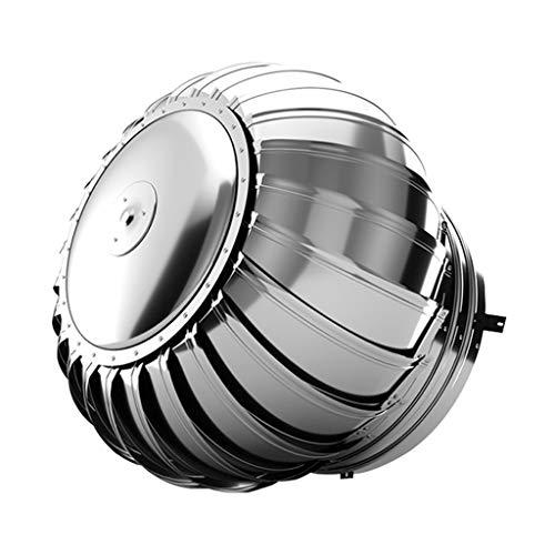 Sombrero Extractor Giratorio, Ventilador La Turbina Soplador Chimenea A Prueba De Lluvia Ventilador De Escape Puerto De Ventilación Campana Buhardilla Granja La Fábrica,500mm
