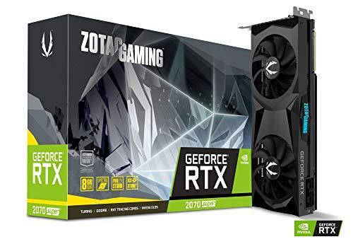 ZOTAC GAMING GeForce RTX 2070 SUPER Twin Fan グラフィックスボード VD7003 ZT-T20710F-10P