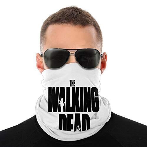 The Wa-lking - Máscara de cuello para la cara muerta, antideslizante, ligera, transpirable, para sol, viento, polvo, pasamontañas