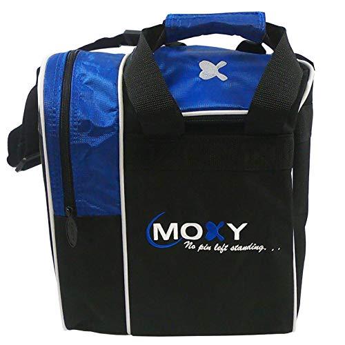 Moxy Strike Bowlingtasche/Bowlingtasche, Königsblau/Schwarz