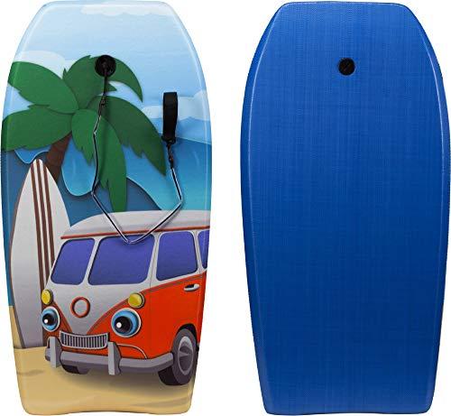 Firefly Schwimmbrett Sharky Bodyboard, Multicolor, 37