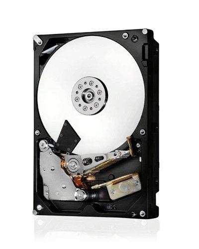 HGST Ultrastar 7K60004TB Festplatte 7200U/min SATA Cache 128MB 24x 76GB/s 8,9cm 3,5Zoll interne 512N hus726040ala610