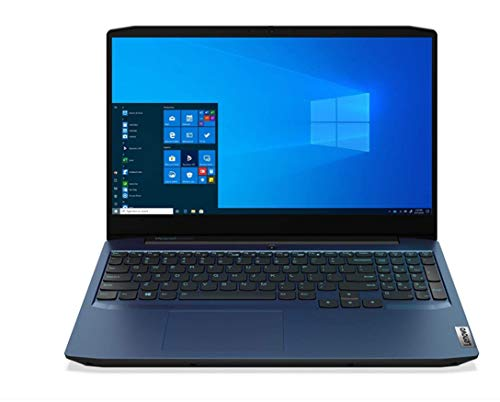 Lenovo IdeaPad Gaming 3-Notebook, 15,6-Zoll-Full-HD-IPS-Display, Intel Core i5-10300H-Prozessor, 512 GB SSD, 8 GB RAM, GTX 1650 Ti 4 GB GDDR6-Grafikkarte, Windows 10, Chameleon Blue