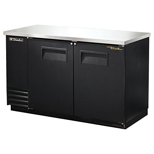 True TBB-2 Underbar Refrigeration, 33 Degree F to 38 Degree F