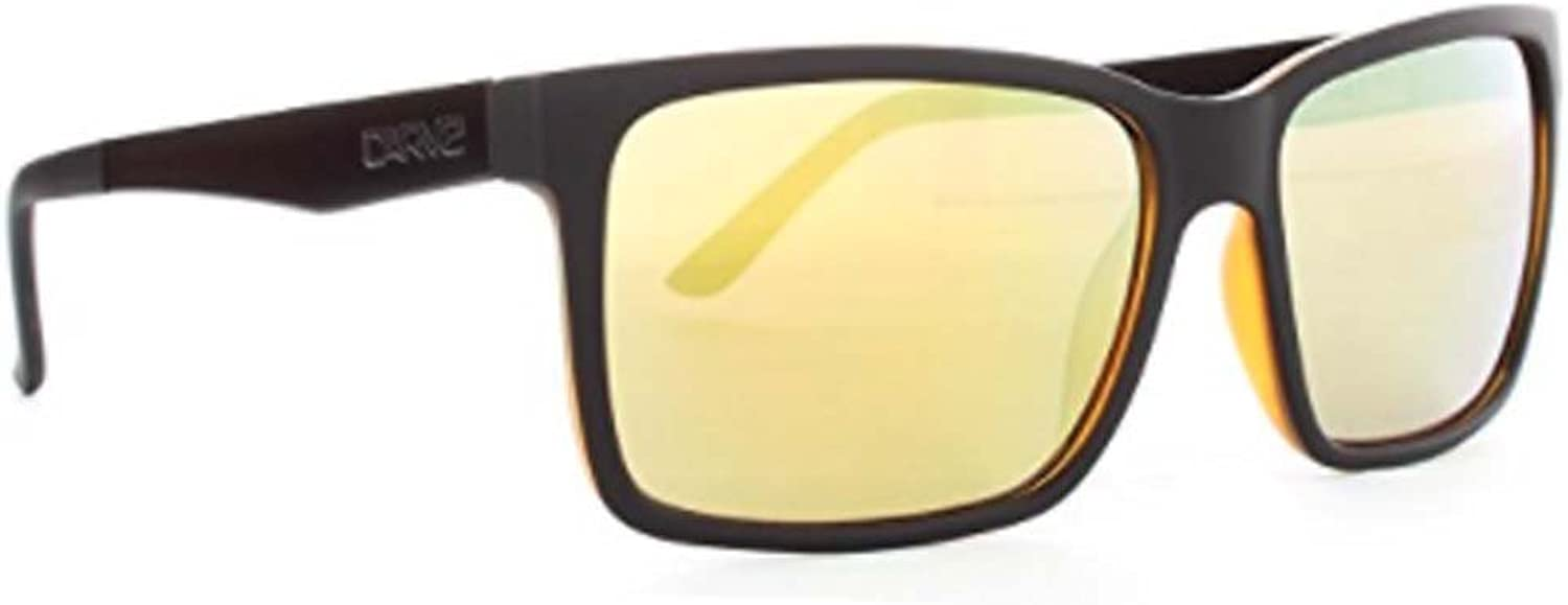Carve The Island Sunglasses  Matte Black Revo