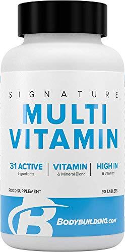 Bodybuilding.com Signature Signature Multivitamin 90 Tablets