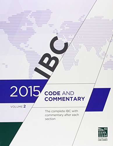 International Building Code Commentary, Volume 2