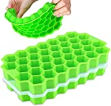 Ice Cube Trays with Lids,Arti-Cipes...