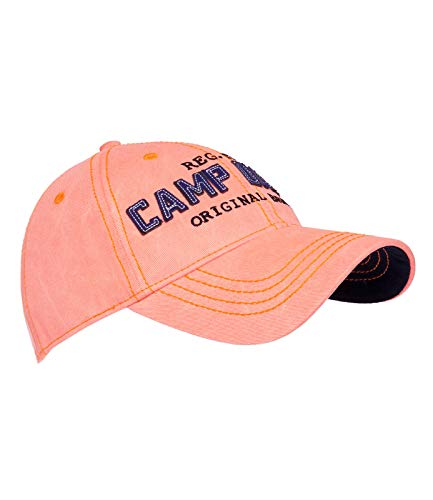 Camp David Herren Base Cap mit Logo-Applikationen