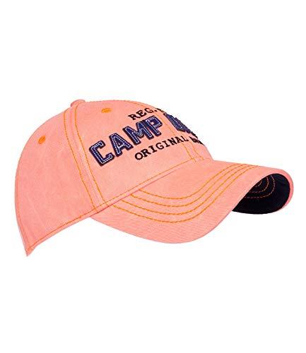 Camp David Herren Base Cap mit Logo-Applikationen